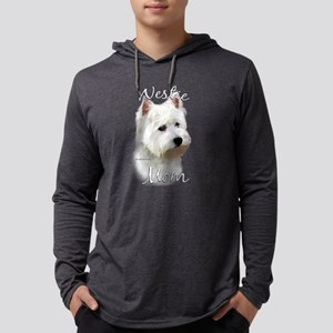 Westie Mom2 Long Sleeve T-Shirt