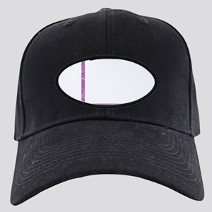 Been There Stuck That Gymnast Black Cap with Patch