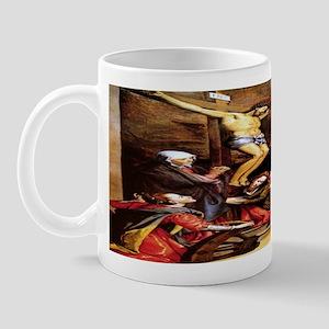 001-CRUCIFIXION Mug