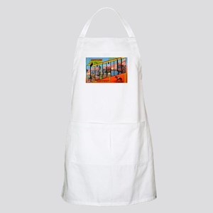 Louisville Kentucky Greetings BBQ Apron