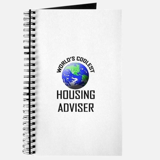 World's Coolest HOUSING ADVISER Journal