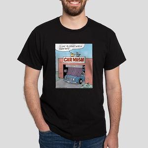 Bird Car Wash Dark T-Shirt