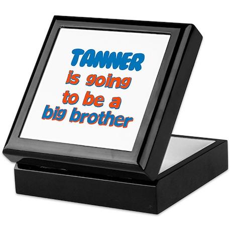 Tanner - Going to be Big Brot Keepsake Box
