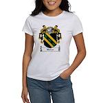 Waller Family Crest Women's T-Shirt