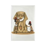 Shriners at work Rectangle Magnet (10 pack)