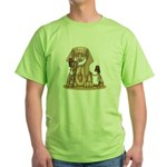 Shriners at work Green T-Shirt