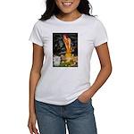 Midsummer's Eve Coton Women's T-Shirt