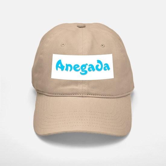Anegada Baseball Baseball Cap