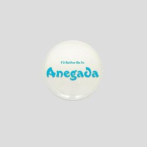I'd Rather Be...Anegada Mini Button