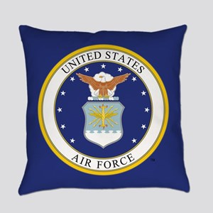 USAF Emblem Everyday Pillow