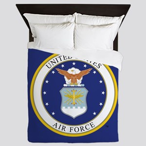 USAF Emblem Queen Duvet