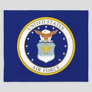 USAF Emblem King Duvet