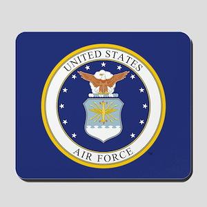 USAF Emblem Mousepad