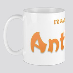 I'd Rather Be...Antigua Mug