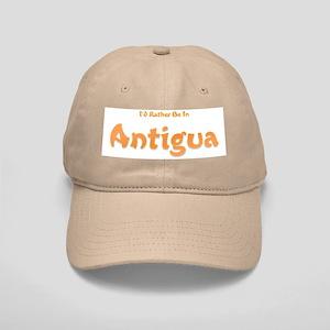 I'd Rather Be...Antigua Cap