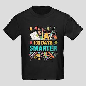 100 Days Smarter T Shirt, Funny T Shirt T-Shirt