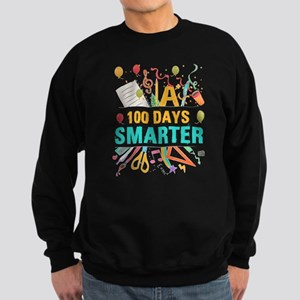 100 Days Smarter T Shirt, Funny T Shirt Sweatshirt