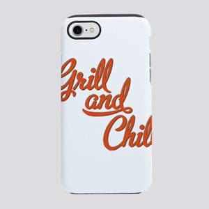 Grill and Chill iPhone 8/7 Tough Case