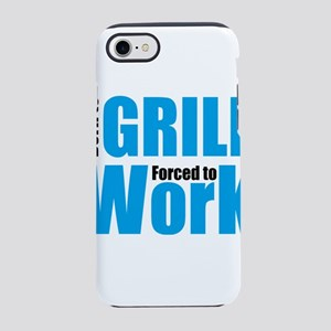 grill iPhone 8/7 Tough Case