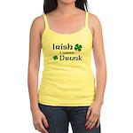 Irish I were Drunk Jr. Spaghetti Tank