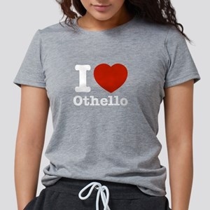 I love Othella Women's Dark T-Shirt