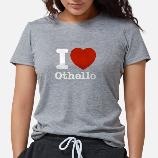 I love Othella Women's Dark T-Shirt