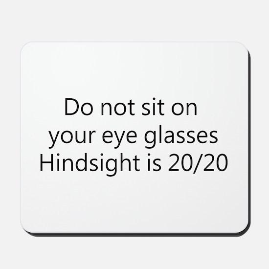 Optometrist Mousepad