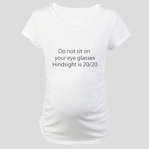Optometrist Maternity T-Shirt