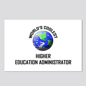 World's Coolest HIGHER EDUCATION ADMINISTRATOR Pos