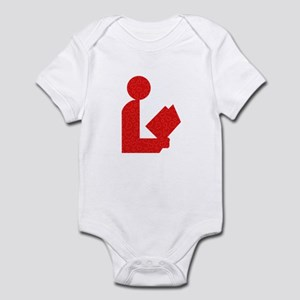 Library Love Logo Infant Bodysuit