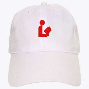 Library Love Logo Cap