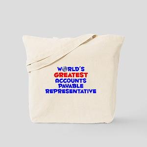 World's Greatest Accou.. (A) Tote Bag