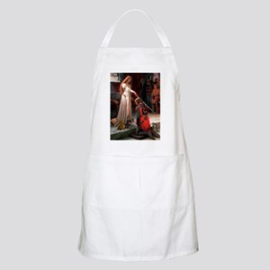 Princess & Doxie Pair Apron