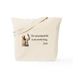 Socrates 1 Tote Bag