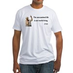 Socrates 1 Fitted T-Shirt