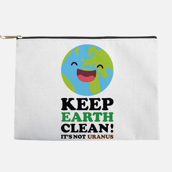 Keep Earth Clean Makeup Bag
