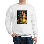 Fairies / Dachshund Sweatshirt