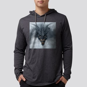 Evil Dragon Long Sleeve T-Shirt