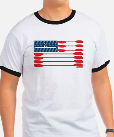 kayak_flag T-Shirt