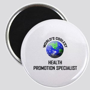World's Coolest HEALTH PROMOTION SPECIALIST Magnet