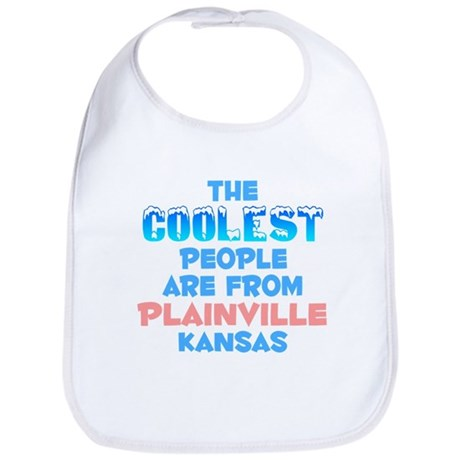 Coolest: Plainville, KS Bib