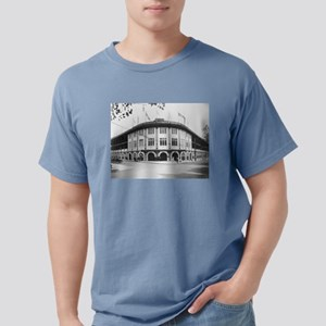 Pittsburgh, PA - Forbes Field Baseball Stadium T-S