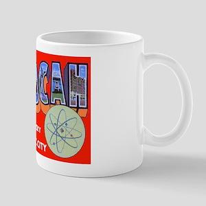 Paducah Kentucky Greetings Mug