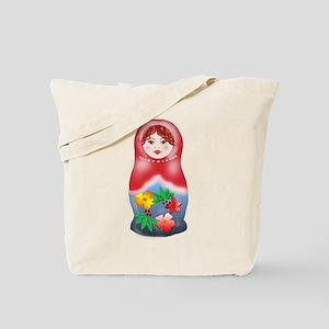 May Day Nesting Doll Tote Bag