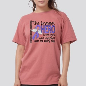Bravest Hero I Knew Stomach Cancer T-Shirt