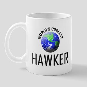 World's Coolest HAWKER Mug