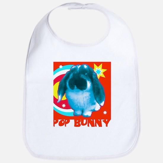 Pop Bunny Bib