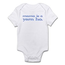 Yarn Ho Infant Bodysuit