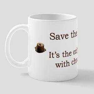 Chocolate Lovers Mug