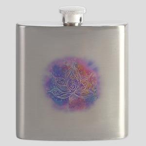 Lotus Energy Flask